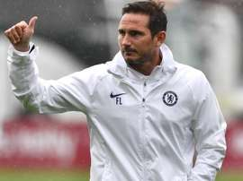 Lampard pleased with Chelsea despite draw in first game in charge