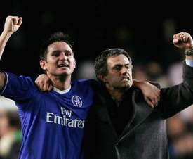 Lampard had a very successful time under Mourinho. GOAL
