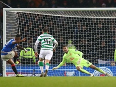 Celtic won 1-0. GOAL