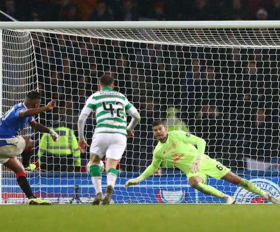Celtic won 1-0. GOAL