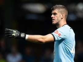 Southampton goalkeeper Forster returns to Celtic on loan