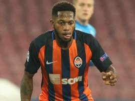 Fred has been heavily linked with United. GOAL