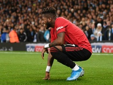 We're still in a backward society - Fred hits out after allegedly being racially abused