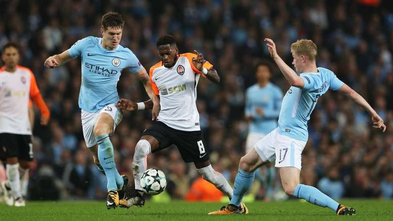 Palkin is convinced Fred will make the move to Manchester in the summer. GOAL