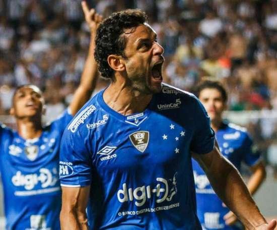 Fred tem motivos para sorrir contra o Botafogo. Goal