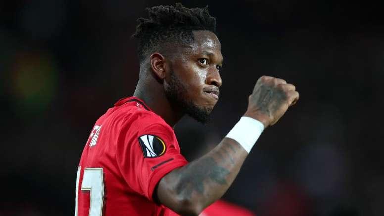 Fred faz seu melhor jogo pelo United e se firma como indispensável. Goal