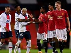 Toutes les réactions après Manchester United - PSG. GOAL