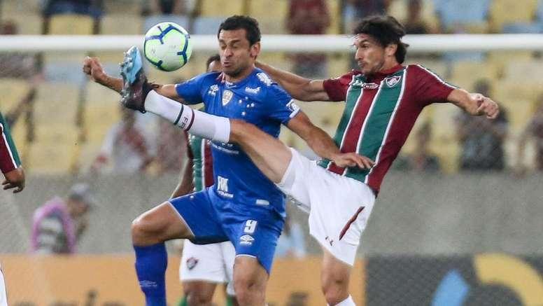 Prováveis escalações de Fluminense e Cruzeiro pela Copa do Brasil. Goal