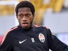 Fred joga no Shakhtar Donetsk. EFE