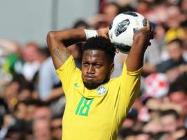 Brazil's Fred evasive on reports of Manchester United move