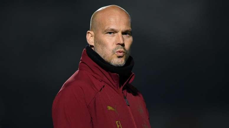Rumours: Ljungberg keen on job