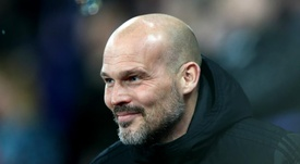 Ljungberg is interim boss. GOAL