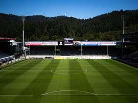 Lo stadio del Friburgo. Goal