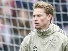Nike aurait fait une demande spéciale à De Jong. Goal