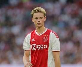 Vitória do Ajax na Champions League atrapalha os planos do Barcelona por De Jong