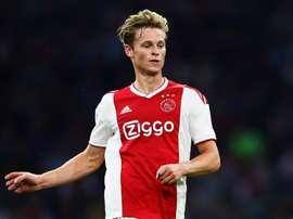 De Jong ha fatto la sua scelta. Goal