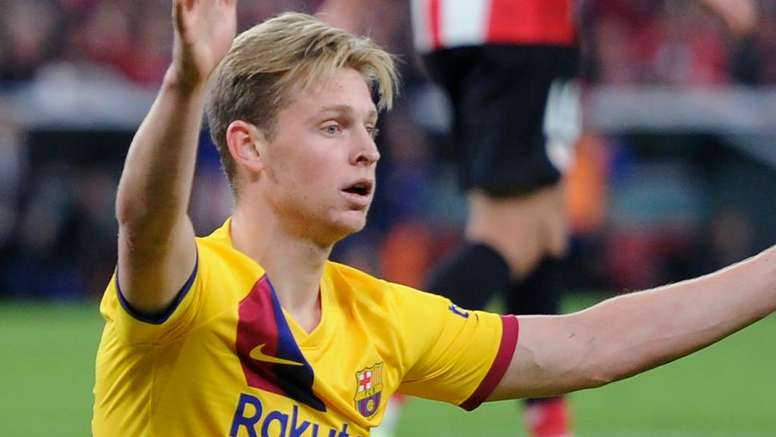 De Jong stronca il Getafe. Goal