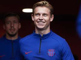 De Jong says there has been no meaningful difference between the two. GOAL