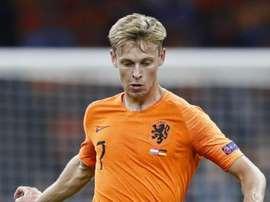 De Jong tem muitos pretendentes. Goal