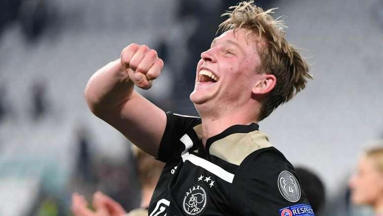 De Jong: It was harder in Madrid