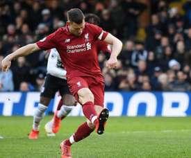 Liverpool est encore en lice en C1 et pour un titre en PL. Goal