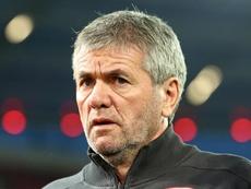 Struggling Fortuna Dusseldorf sack Funkel. GOAL