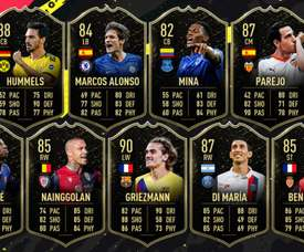 FIFA 20: Griezmann and Di Maria star in FUT Team of the Week. GOAL