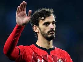 Gabbiadini returns to Sampdoria