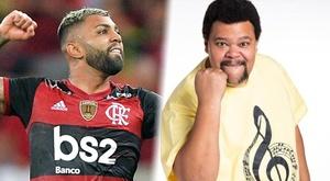 Babu não sabe que Gabigol ficou no Flamengo. E nem que já ganhou mais títulos. Goal