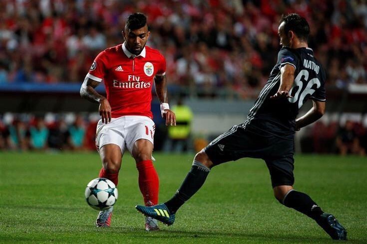 'Gabigol' foi aposta na última partida do Benfica nesta edição da Champions. Goal