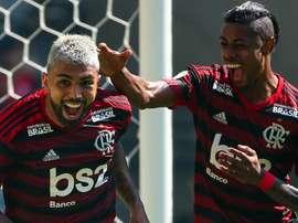 O que mudou com Gabigol e Bruno Henrique do Santos para o Flamengo? Goal