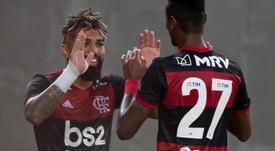 Flamengo, Athletico e os times que não estão no pay-per-view da Globo. EFE