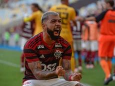 Prováveis onzes de Atlético-MG e Flamengo. Goal