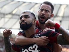 Quantos jogadores do Flamengo foram convocados por Tite. GOAL