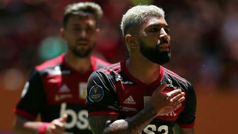 Como Gabigol e Arrascaeta protagonizaram baile do Flamengo na Supercopa. Goal