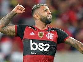 Gabigol revela qual música escutou antes de Flamengo x River Plate. Goal