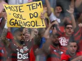 Gabigol decide contra o Palmeiras e prova que está no auge. Goal
