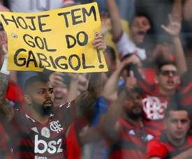 Em grande fase, Gabigol brinca no Twitter e inspira torcedores a desenharem o artilheiro do Flamengo