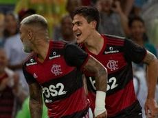 No Flamengo, Pedro é a sombra que mais decide jogos
