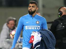 Gabriel Barbosa could return to Brazil in January. GOAL