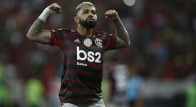 Gabriel Barbosa Flamengo Bahia