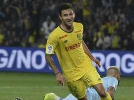 Boschilia, heureux. Goal