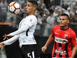 Timão defende invencibilidade contra venezuelanos.Goal