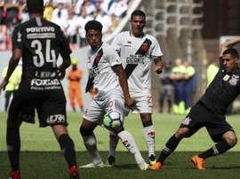 Gabriel Corinthians x Vasco Estádio Mané Guarrincha Brasileirão. Goal