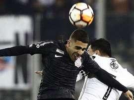 Gabriel foi expulso na derrota do Corinthians. Goal