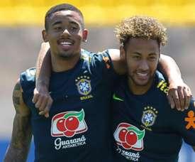Neymar will miss the Brazil match. GOAL