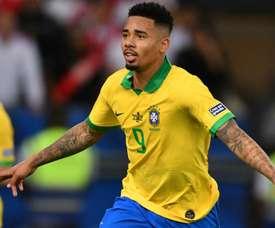 Le Brésil, champion de la Copa América. Goal