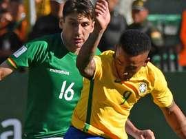 Goleiro da Bolívia decisivo para o empate com o Brasil. Goal