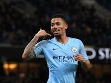 Gabriel Jesus está fora do jogo do City pela Champions. Goal
