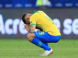 Os memes de Brasil e Argentina. Goal